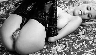 Weinlese-erotischen Fotos.